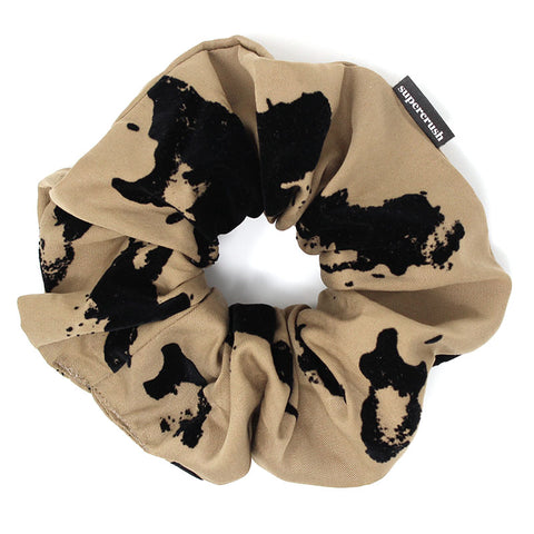 Oversized Coffee Chip Supercrush Scrunchie