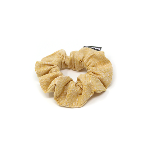 Skinny Sunrise Linen Supercrush Scrunchie
