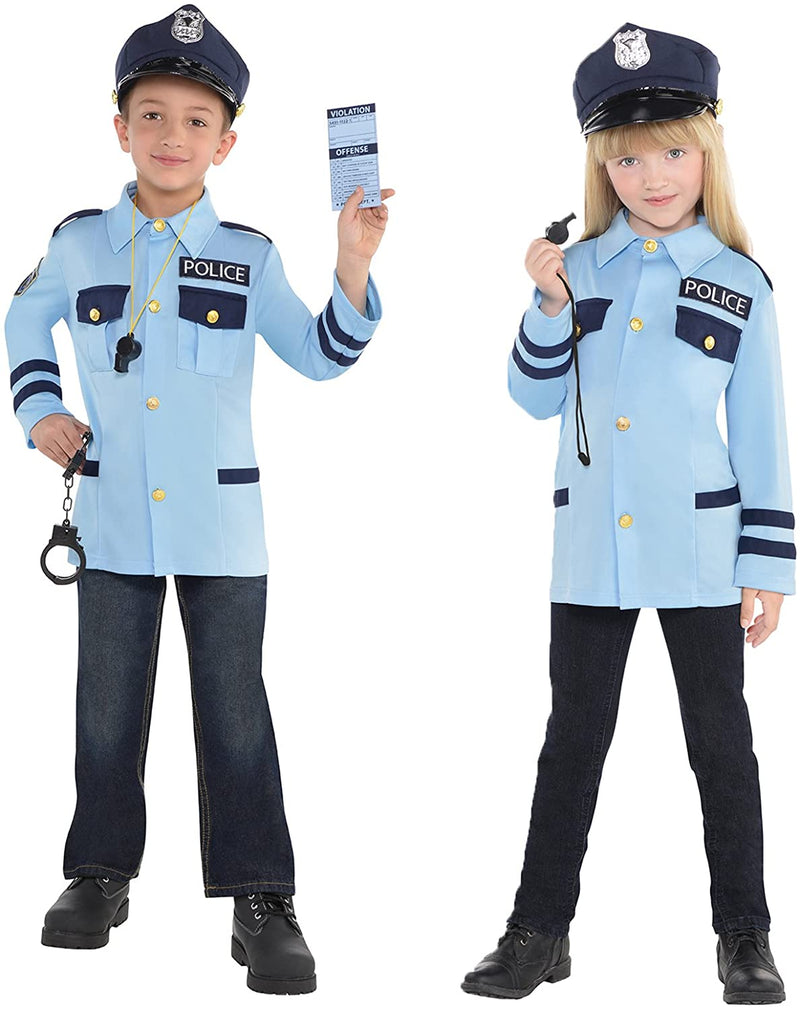 Amazing Me Police Officer 5 Piece Kit