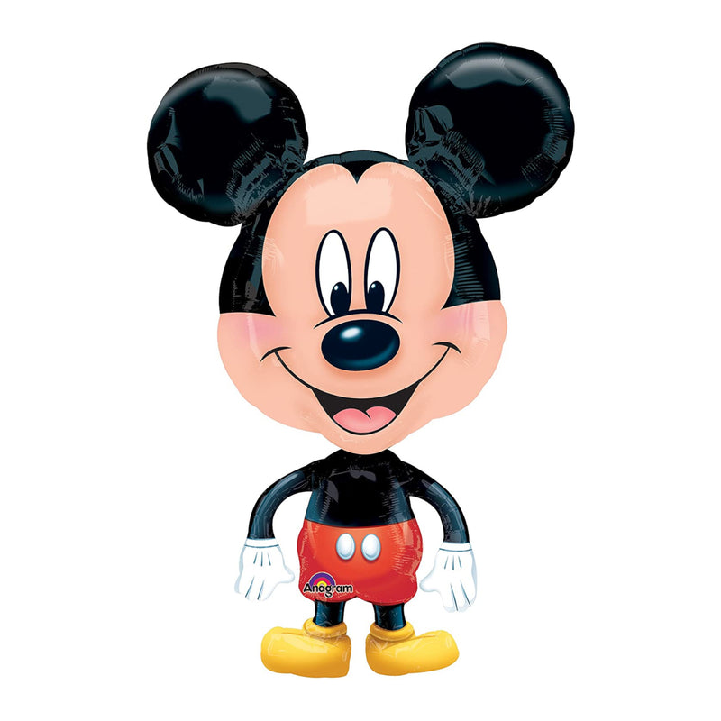 Disney Mickey Mouse Airwalkers Foil Balloon