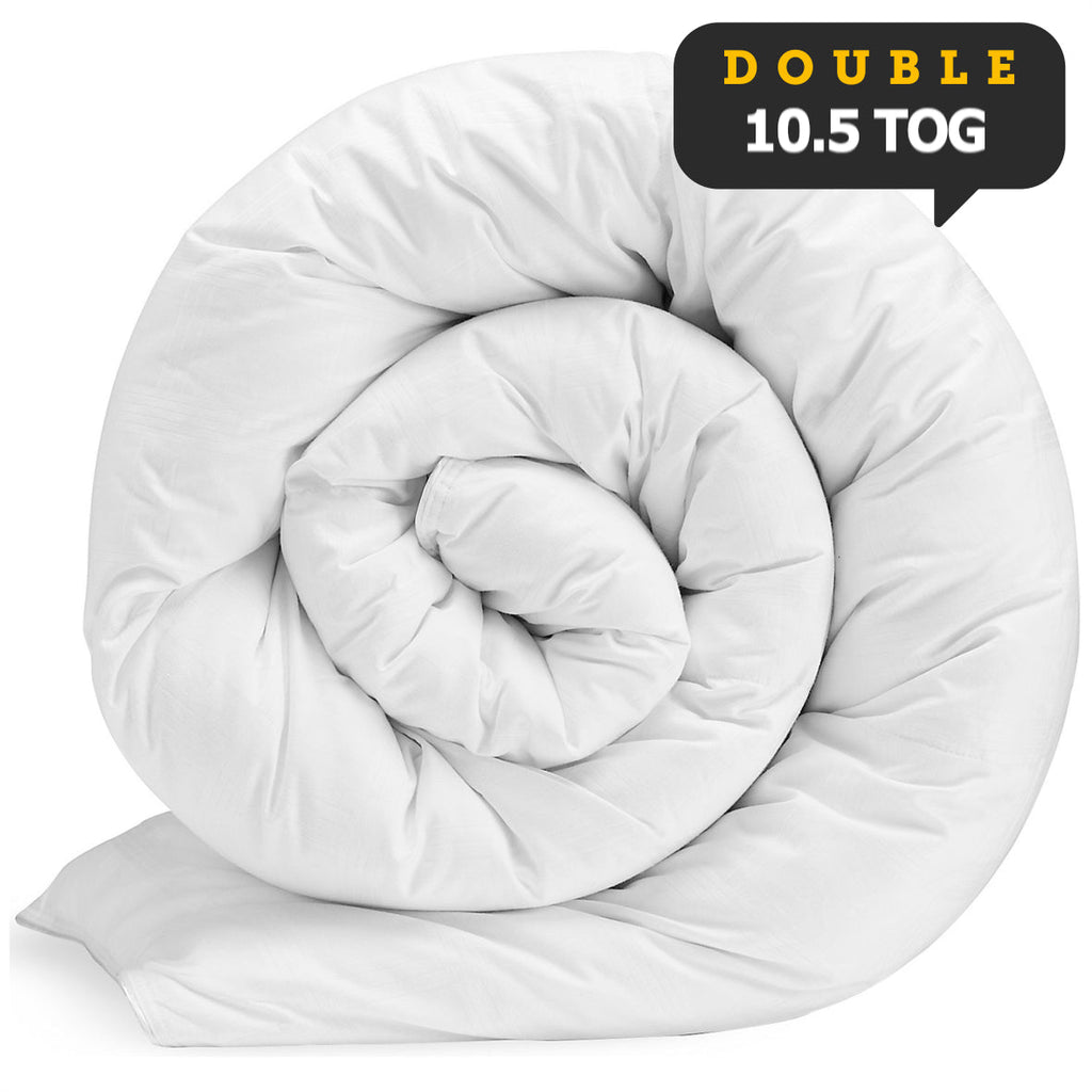 Poly Cotton Quilt Double 10.5 Tog
