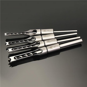 Square Hole Mortiser Drill Bit (Free Shipping Today)