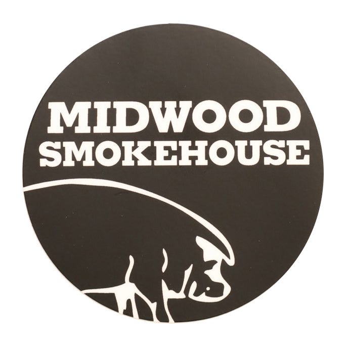 Midwood Smokehouse Bumper Sticker