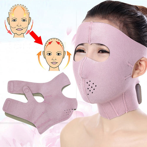 3D Face Slimming Mask
