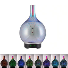 Load image into Gallery viewer, 3D Ultrasonic Humidifier - Essential Oil Diffuser