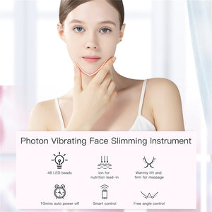 face lifting with photon therepy
