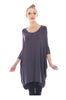 3/4 Sleeve A-Line Tunic Dress - BodiLove | 30% Off First Order  - 13