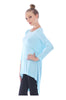 3/4 Dolman Sleeve Hi-Low Tunic - BodiLove | 30% Off First Order - 55