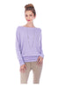 3/4 Dolman Sleeve Boat Neck Top - BodiLove | 30% Off First Order  - 31
