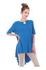 Short Sleeve Basic Hi-Low Tunic Top - BodiLove | 30% Off First Order  - 11