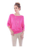 3/4 Dolman Sleeve Boat Neck Top - BodiLove | 30% Off First Order  - 10