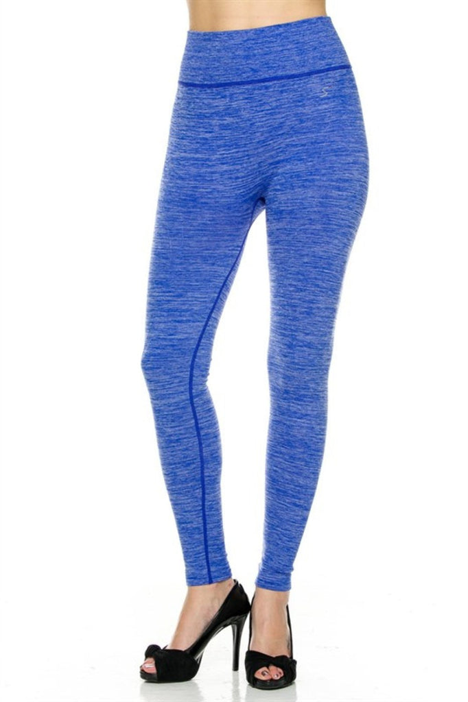 Seamless High Waisted Yoga Leggings - BodiLove | 30% Off First Order  - 3