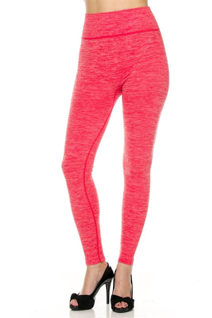 Seamless High Waisted Yoga Leggings - BodiLove | 30% Off First Order  - 5