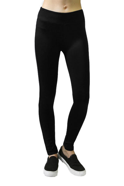 Trendy High Waisted Yoga Leggings - BodiLove | 30% Off First Order  - 1