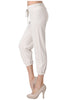Cropped French Terry Sweatpants - BodiLove | 30% Off First Order  - 7