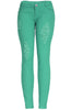 Trendy Colored Distressed Skinny Jeans - BodiLove | 30% Off First Order  - 8
