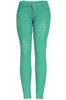 Trendy Colored Distressed Skinny Jeans - BodiLove | 30% Off First Order  - 9