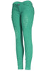 Trendy Colored Distressed Skinny Jeans - BodiLove | 30% Off First Order  - 10