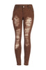 Distressed Skinny Jeans - BodiLove | 30% Off First Order  - 3