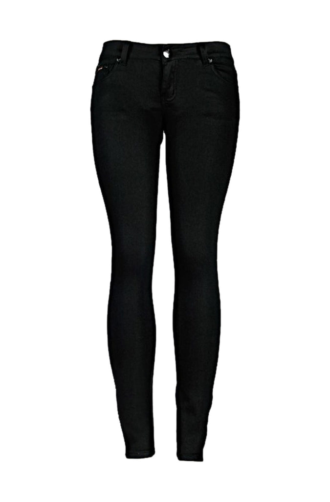 Stretchy 5 Pocket Skinny Jeans | 30% Off First Order | Black