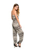 Strapless Tribal Print Slim Leg Jumpsuit - BodiLove | 30% Off First Order  - 8