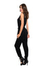 Trendy Sleeveless Slim Fit Jumpsuit - BodiLove | 30% Off First Order  - 2