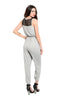 Trendy Sleeveless Slim Fit Jumpsuit - BodiLove | 30% Off First Order  - 4