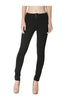 Mid Rise Skinny Ponte Dress Pants - BodiLove | 30% Off First Order  - 1