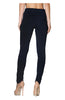 Mid Rise Skinny Ponte Dress Pants - BodiLove | 30% Off First Order  - 6