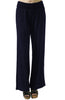 Wide Leg Linen Pants W/ Fold Over Waistband - BodiLove | 30% Off First Order  - 4