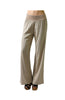 Wide Leg Linen Pants W/ Fold Over Waistband - BodiLove | 30% Off First Order  - 9