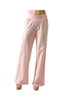 Wide Leg Linen Pants W/ Fold Over Waistband - BodiLove | 30% Off First Order  - 12