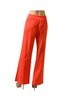 Wide Leg Linen Pants W/ Fold Over Waistband - BodiLove | 30% Off First Order  - 16
