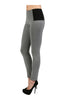 Skinny Ponte Dress Pants W/ Elastic Waistband - BodiLove | 30% Off First Order  - 15