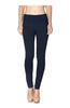 Skinny Ponte Dress Pants W/ Elastic Waistband - BodiLove | 30% Off First Order  - 22