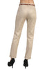 Tailored Professional Dress Pants W/ Belt - BodiLove | 30% Off First Order  - 3