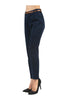 Tailored Professional Dress Pants W/ Belt - BodiLove | 30% Off First Order  - 6