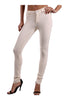 Low Rise Ponte Stretch Skinny Pants - BodiLove | 30% Off First Order  - 14