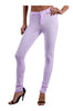 Low Rise Ponte Stretch Skinny Pants - BodiLove | 30% Off First Order  - 18