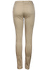 Trendy Skinny 5 Pocket Stretch Uniform Pants - BodiLove | 30% Off First Order  - 8