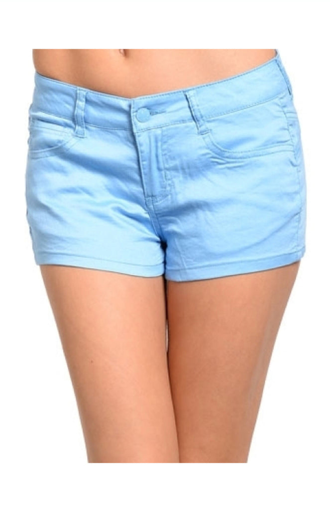 5 Pocket Summer Shorts - BodiLove | 30% Off First Order  - 4