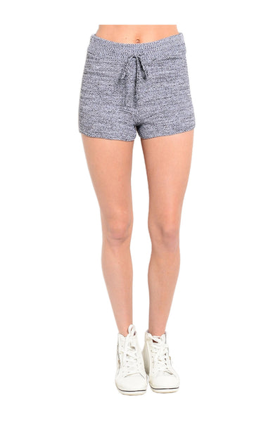High Waisted Drawstring Jogger Shorts - BodiLove | 30% Off First Order  - 1