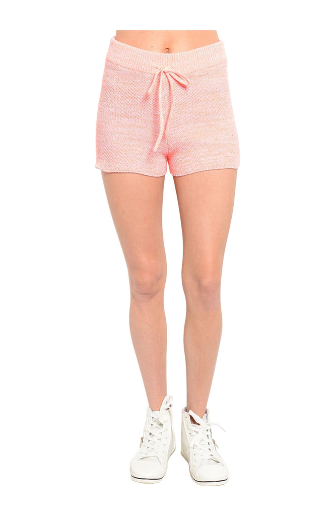 High Waisted Drawstring Jogger Shorts - BodiLove | 30% Off First Order  - 3