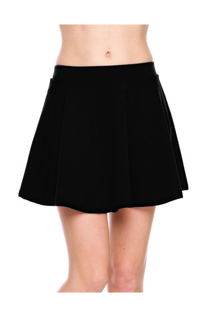 Flared A-Line Skirt - BodiLove | 30% Off First Order  - 1