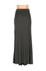 Solid Color High Waisted Maxi Skirt - BodiLove | 30% Off First Order  - 2