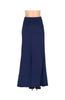 Solid Color High Waisted Maxi Skirt - BodiLove | 30% Off First Order  - 15