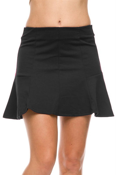 flared a line skater skirt bodilove fashion store