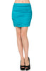 Dressy Ruched Bodycon Mini Skirt - BodiLove | 30% Off First Order  - 33