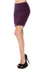 Dressy Ruched Bodycon Mini Skirt - BodiLove | 30% Off First Order  - 19