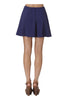 Flared A-Line Skater Skirt | 30% Off First Order | Navy